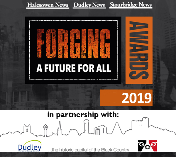 Dudley News: Forging A Future For All Awards 2019 in partnership with Dudley Metropolitan Borough Council