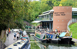 Dudley News: Dudley Canal and Tunnel Trust