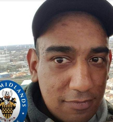 Amjad Khan. Pic: West Midlands Police.
