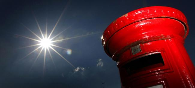Post box stolen from Herefordshire village | Dudley News