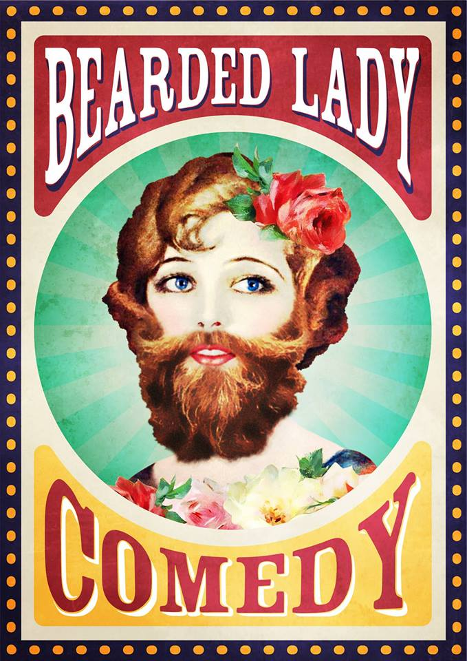 Bearded Lady Comedy Show