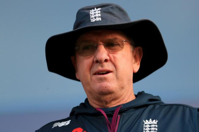 Trevor Bayliss leaves his role after the final Test
