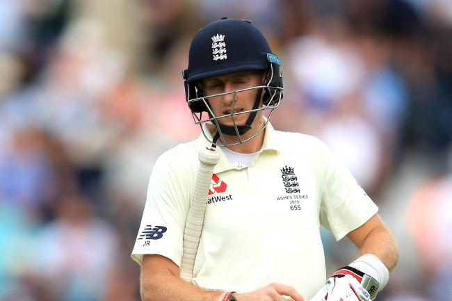 Joe Root has ridden his luck at The Oval