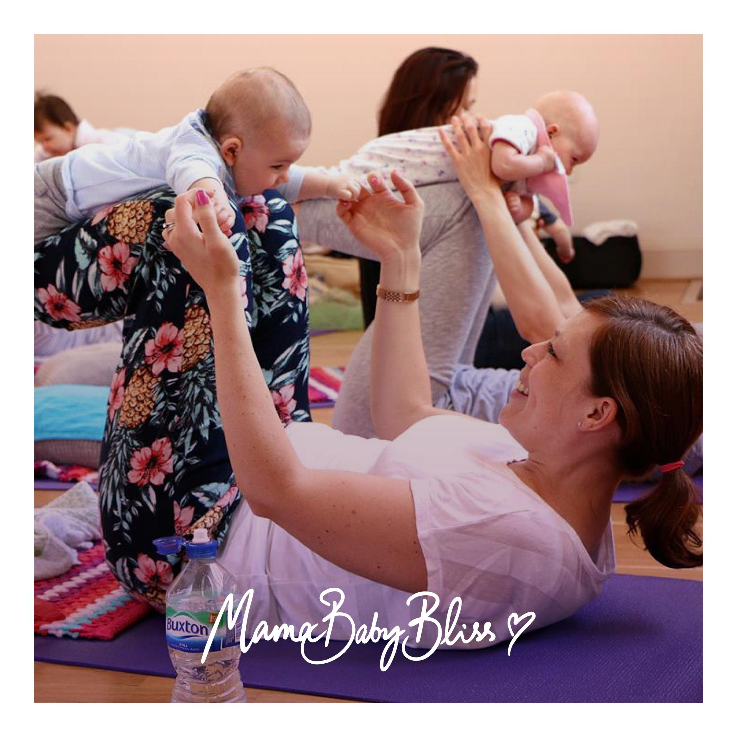 Baby Yoga Foundation