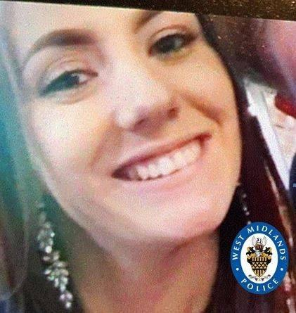 Jade Sheldon. Photo: Dudley Police.