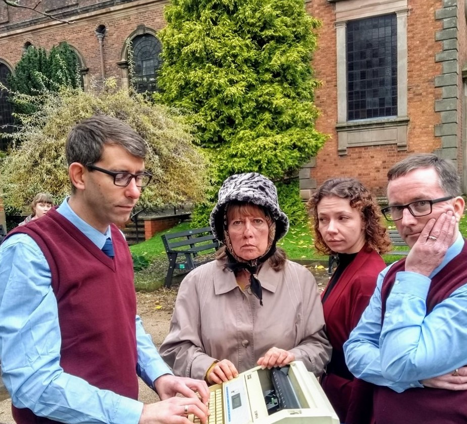 Enville Street Dramatic Society to stage The Lady in the Van - Dudley News