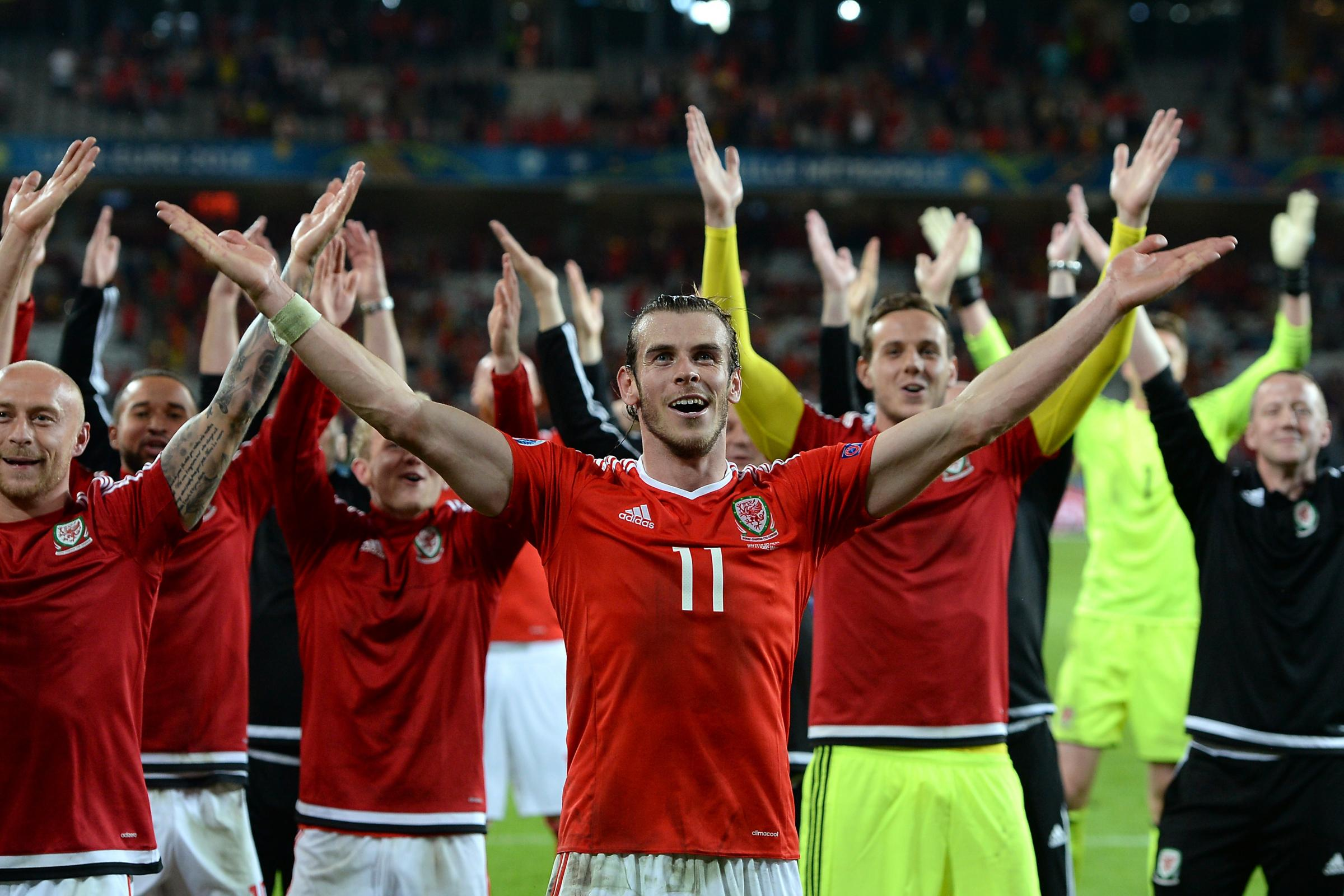 Qualifying for Euros could top 2016, says Gareth Bale - Dudley News