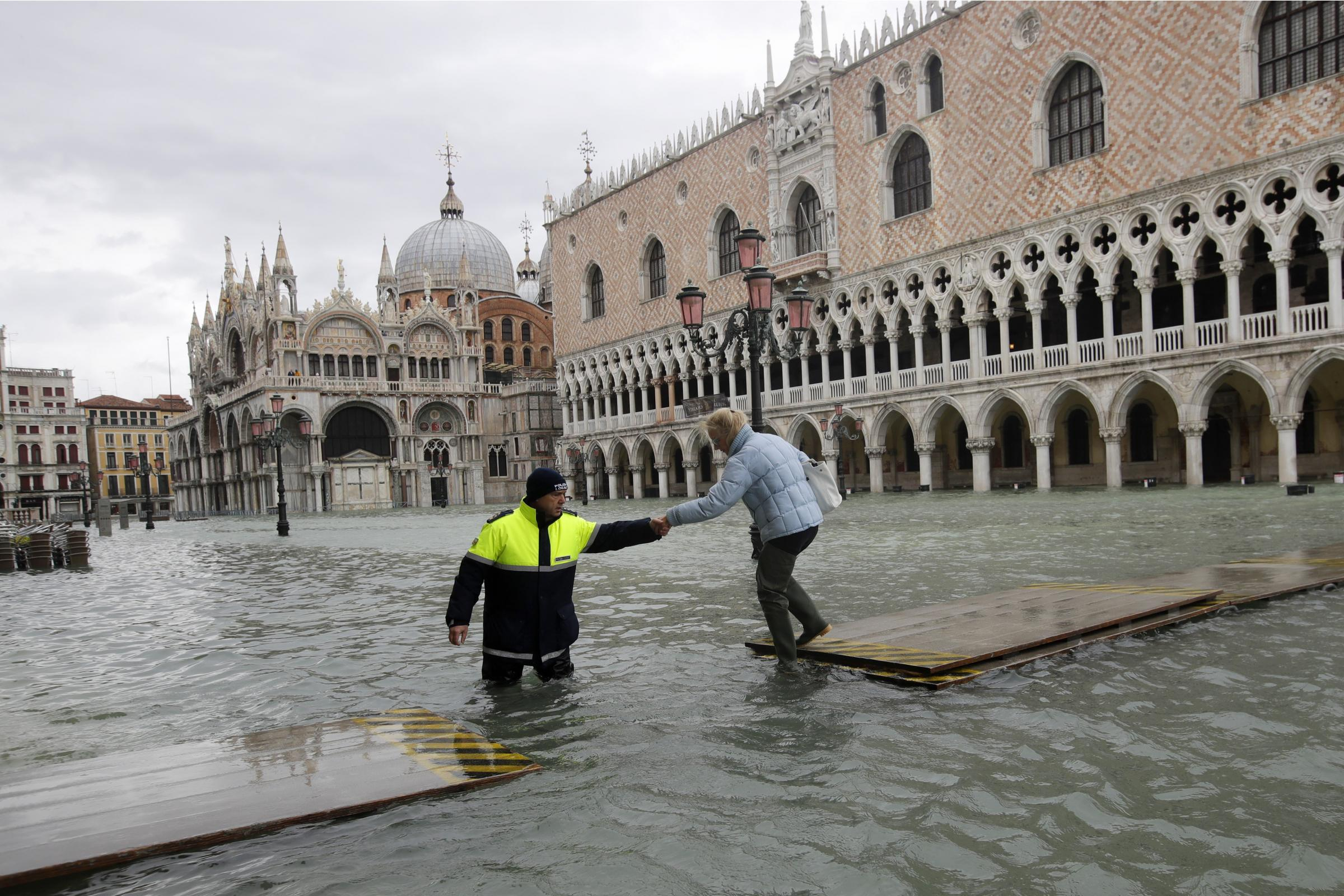 Vulnerability of Venice exposed by devastating series of floods - Dudley News
