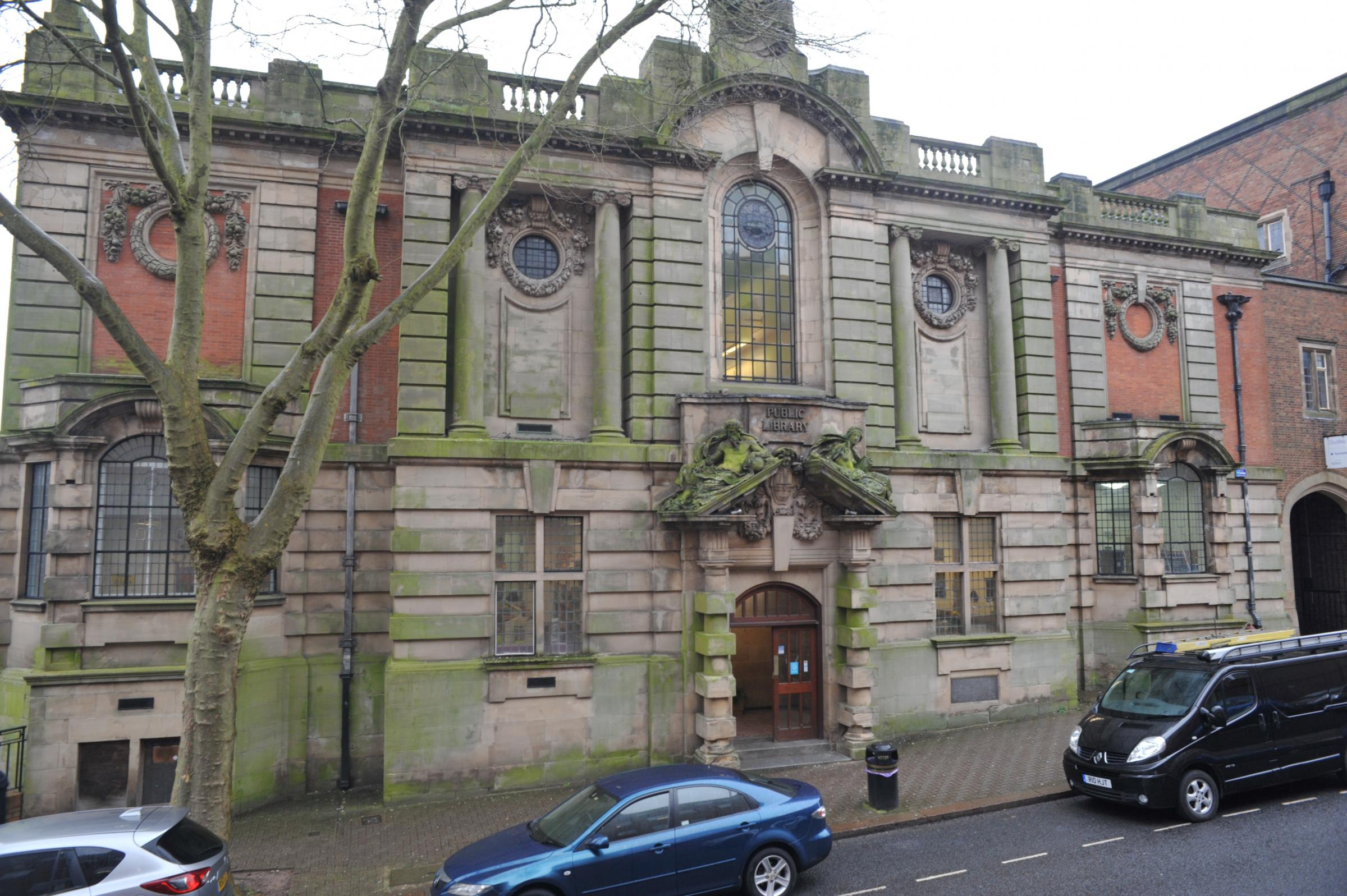 Dudley Library closed due to heating failure - Dudley News