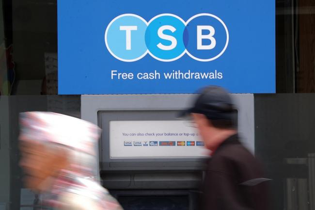 TSB to close 82 branches putting '400 jobs at risk'