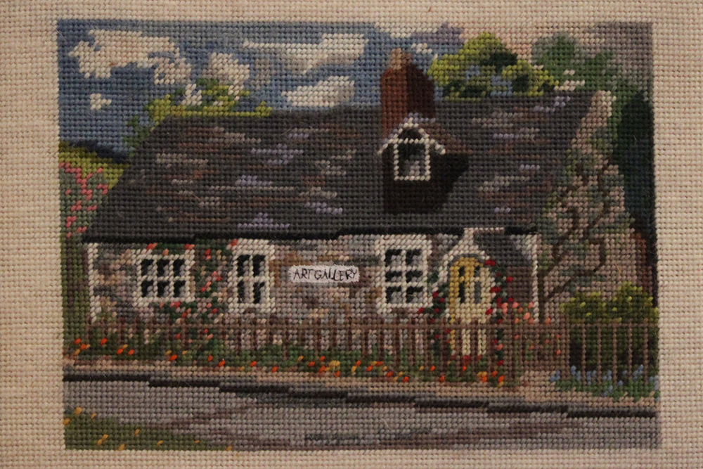 Embroidery and Art Quilts Exhibitions in Bleddfa