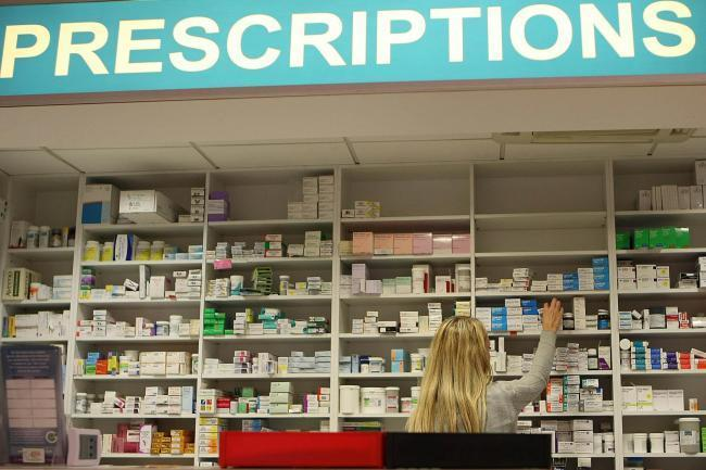 Medication has been stolen from a pharmacy in south Shropshire