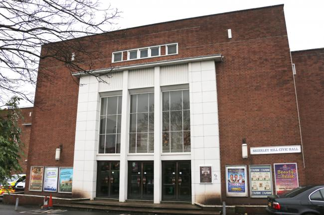 Brierley Hill Civic Hall