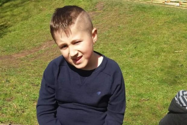 Kidderminster 13-year-old Harvey Stamps has been out of school for nearly 18 months