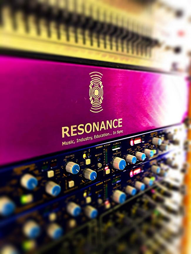 The new Resonance music institute is set to open in September