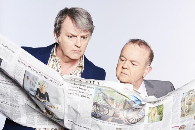 Have I Got News For You returns with 'teething troubles' of remote filming