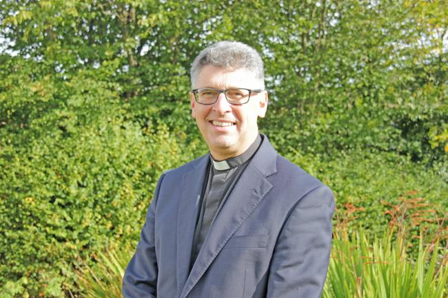 The Bishop of Dudley - Bishop Martin Gorick