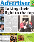 Bromsgrove & Droitwich Spa Advertiser