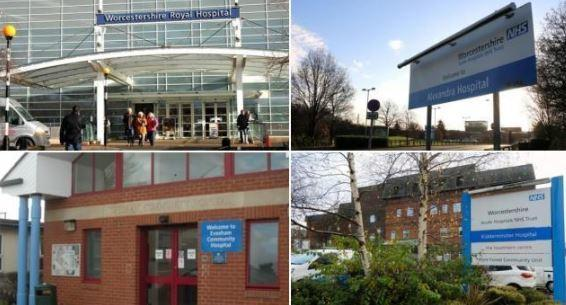 No new deaths in Worcestershire hospitals