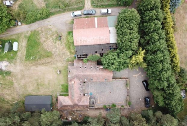 Dudley News: The property is located opposite the famous West Midland Safari Park