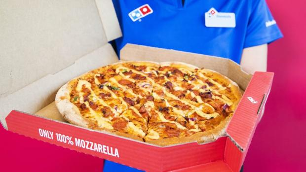 Dudley News: Picture: Domino's Pizza/PA Wire