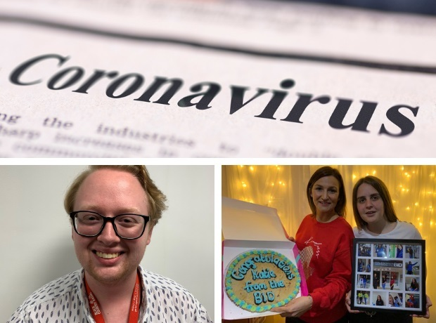Coronavirus hero volunteers honoured at awards ceremony