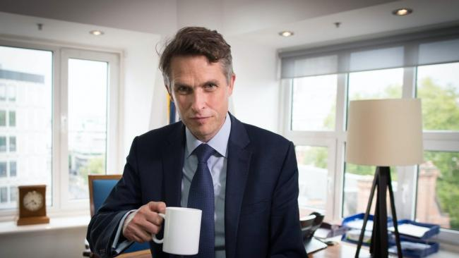 Gavin Williamson claims UK is 'a much better country' amid vaccine criticism from US