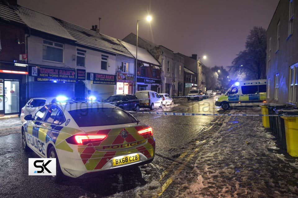 Boy 17 Fights For Life After Stabbing In Wolverhampton Street Dudley Dudley News