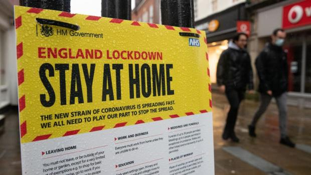 Dudley News: Coronavirus cases need to plummet before lockdown can be eased, Johnson warned. (PA)