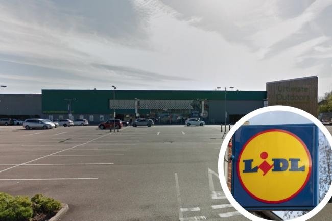 Lidl is set to bring a new store to Merry Hill retail park.