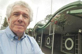 DELIGHT: Zoo chief executive Peter Suddock