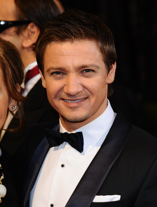 Renner drives into action