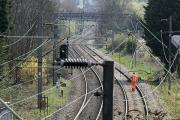 Railway cables are often the target for metal thieves