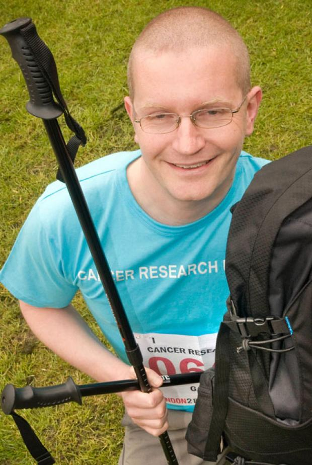 Gavin Ellis, Upper Gornal, London to Brighton Challenge. Buy photo: 201212MH