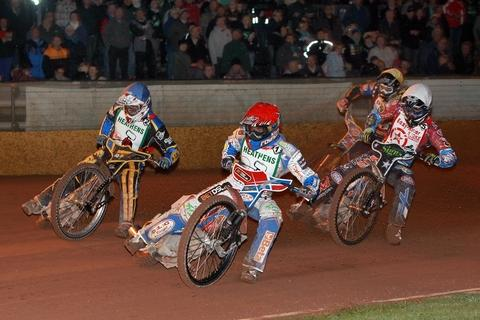 Speedway is coming home