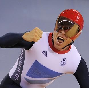 Sir Chris Hoy is aiming for a record sixth Olympic gold medal