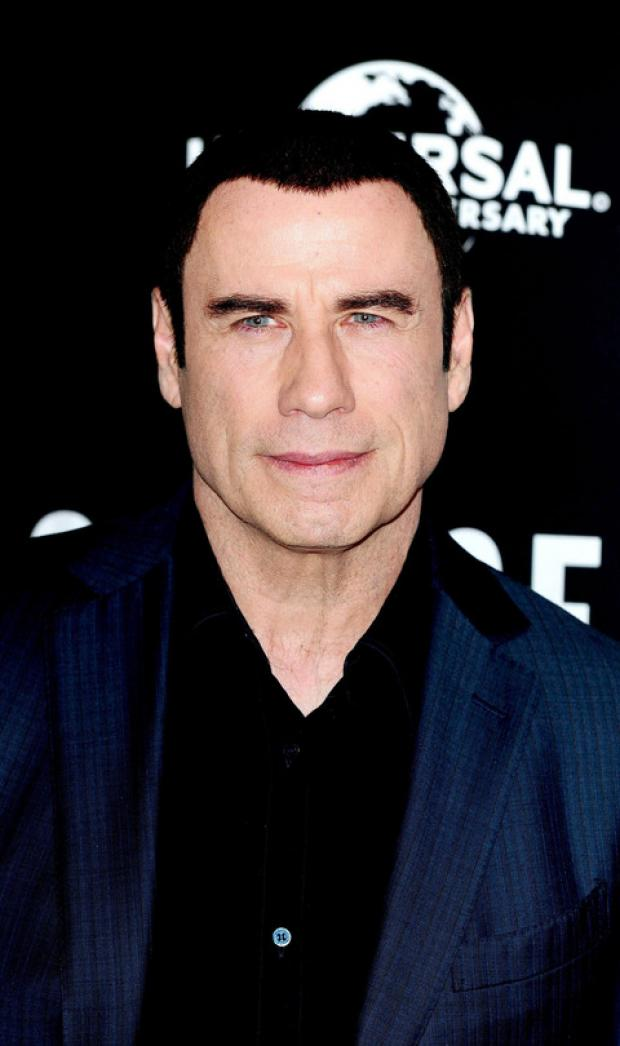 Travolta takes another turn