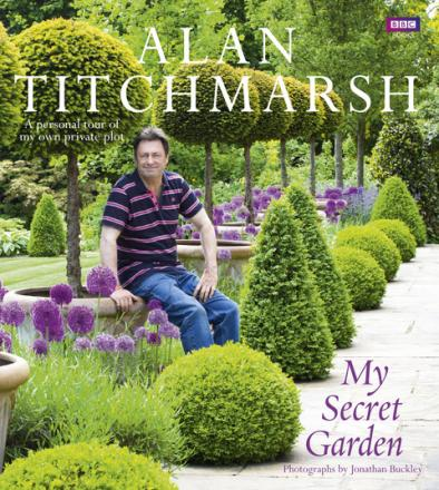 Titchmarsh reveals his private garden
