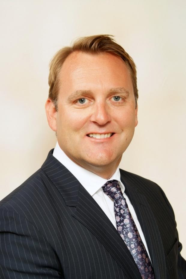 Mitch Hopkinson, managing partner of deVere United Kingdom.