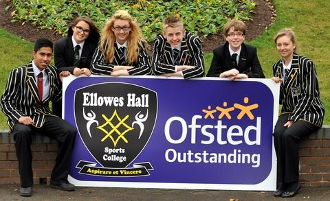 Outstanding Ofsted for Lower Gornal school