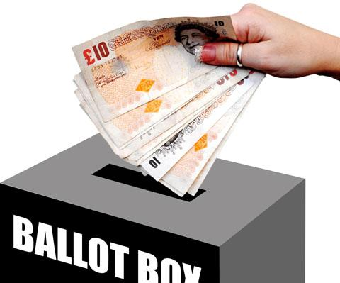 Dudley borough residents would have to pay £350,000 for a vote to approve a significant council tax increase