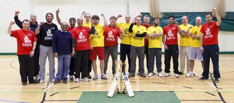Team DB raise £300 for the Mayor's charity appeal