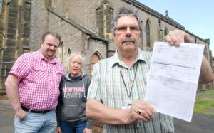 Church preservation group shocked by whopping electricity bill