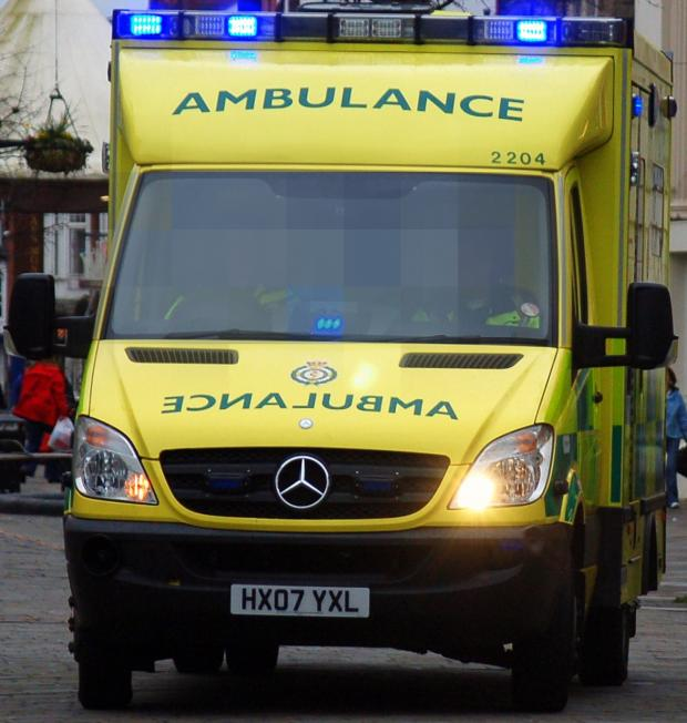 Dudley News: Man hurt after scaffolding fall in Dudley