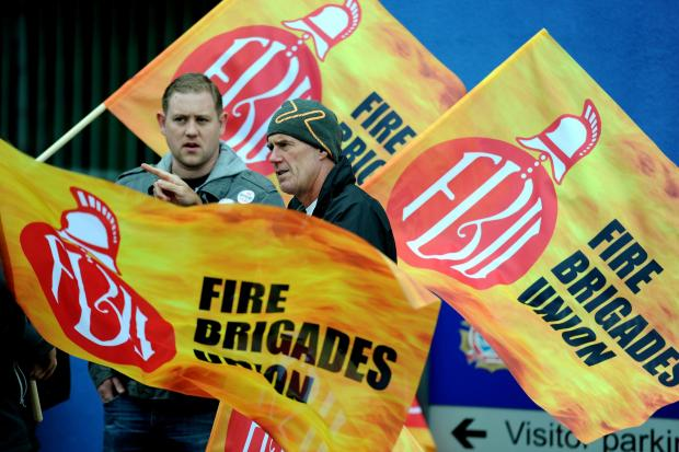 Fire chiefs reassure public as new wave of strikes begin
