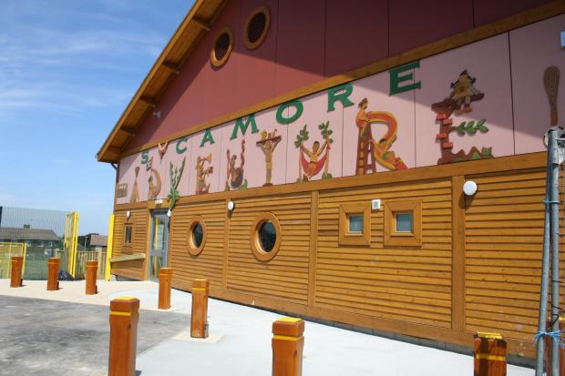 The Sycamore Centre which has been targeted twice by thieves