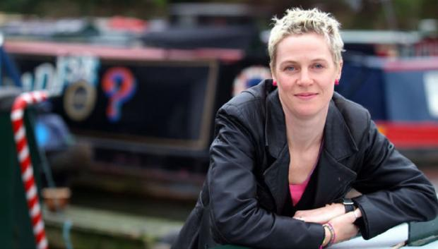 UK poet laureate for canals, Jo Bell, will be judging poetry in the Creative
