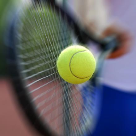 Tennis club open day nets £1,362 for Stourbridge hospice