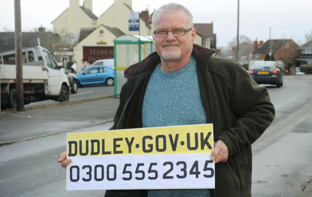 Cllr Richard Body is urging people to submit their nominations for the Taxi Base of the Year awards.081414ET