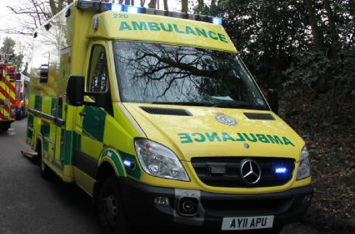 Ambulance service prepared for a busy weekend